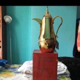 Arabian tea pot