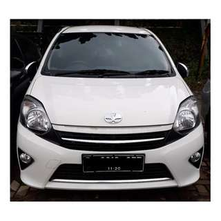 toyota	agya g manual	2015 km19rb