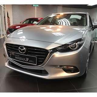Mazda 3 (GLS) SKYACTIV (GVC)