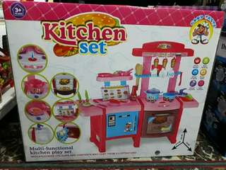 Biggest Double Kitchen Set
