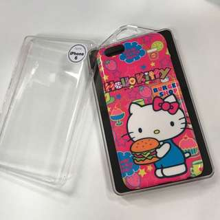 Hello Kitty case (iPhone 6) (包平郵)