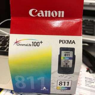 Canon Pixma 811 Color Ink cartridges