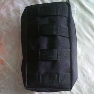 Brand new black tactical pouch