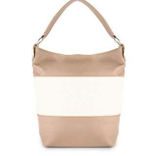 Joanne Woman Bag Hobo Stripe