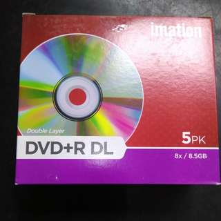 Imation DVD+R DL