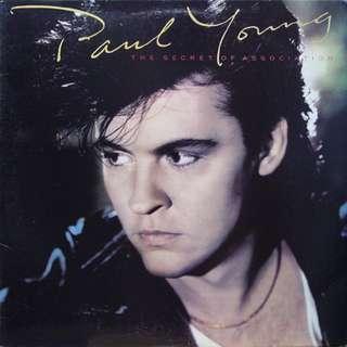 USA Pressed Paul Young – The Secret Of Association Label: Columbia – BFC 39957 Format: Vinyl, LP, Album  Country: US Released: 1985 Genre: Rock Style: Pop Rock