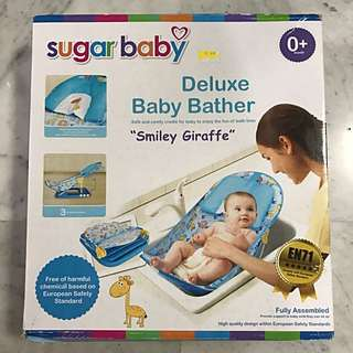 [Brand New] Deluxe Baby Bather