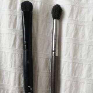 Models Prefer & Elf Eyeshadow brush bundle