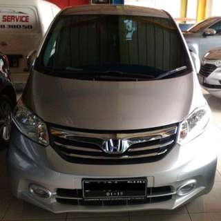 honda	freed psd automatic	2013	abu-abu muda metalik