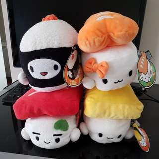Sushi plush 15cm - ONLY 1 LEFT