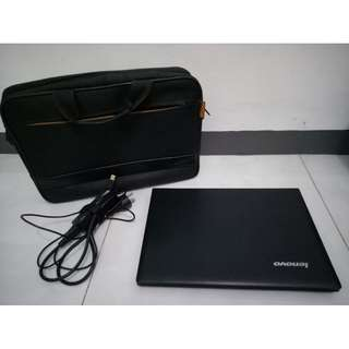 laptop lenovo G400s intel core i3