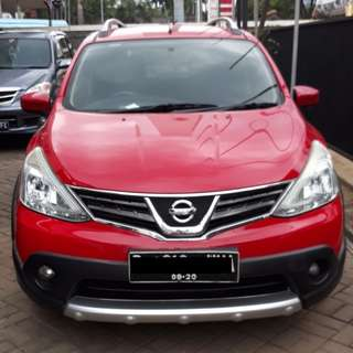 nissan	grand livina x-gear (grand livina) automatic	2014	merah