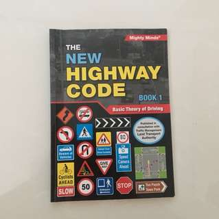 The New Highway Code Book 1 (Basic Theory of Driving)