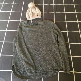 Cotton On Green Knit