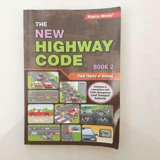 The New Highway Code Book 2 (Final Theory of Driving(