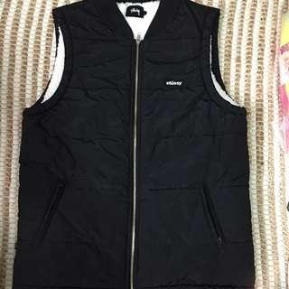 L stussy vest