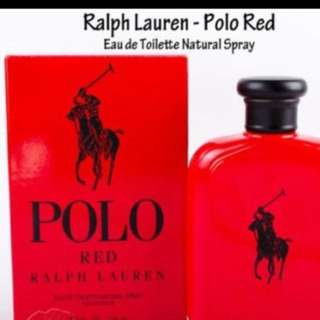 Ralph Lauren Polo Red Perfume
