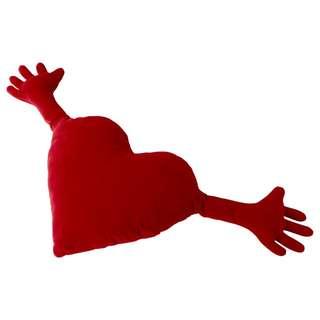 Repriced: IKEA heart cushion