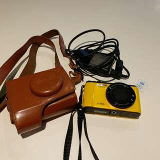 Casio zr1200 digital camera