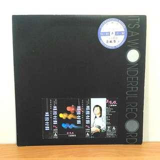🚚 溫隆俊 星際之旅 口哨專輯 黑膠 唱片 唱盤