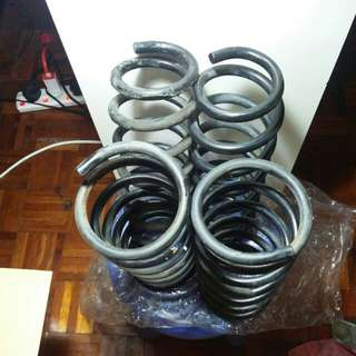 Standard suspension spring for Myvi