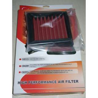 BN Hyundai Avante I-Concept Stainless Steel Air Filter