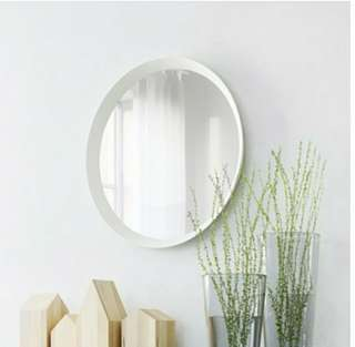 Brand new Langesund white mirror from ikea 50cm
