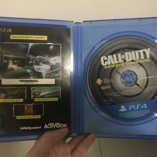 PS 4 Games - CALL OF DUTY