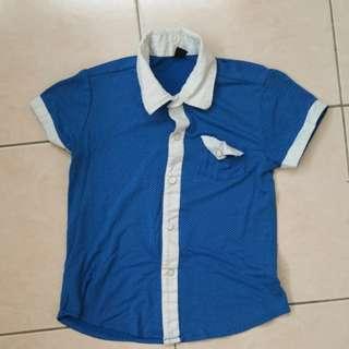 Zara kid Short-sleeved shirt