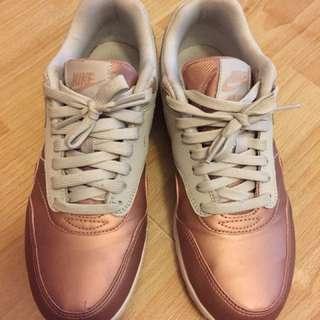 Nike air max 女裝鞋(uk 4.5/24cm)