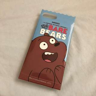 We Bare Bears Case for iPhone 7plus/8plus