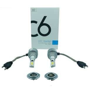 H-7 H/L (COB 6000K) C-6-4 LED HEADLAMP (SKU: 12455)