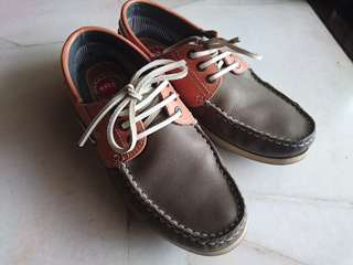Hush Puppies Boat/Sailor Shoe