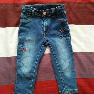 Jeans baby miki