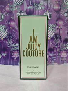 Juicy Couture Body Lotion