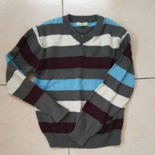 Boy Long-sleeved Sweater