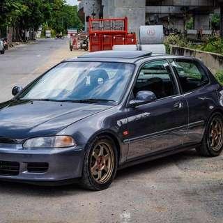 Honda Civic EG6Sir