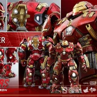 Hot Toys Hulkbuster MMS 285