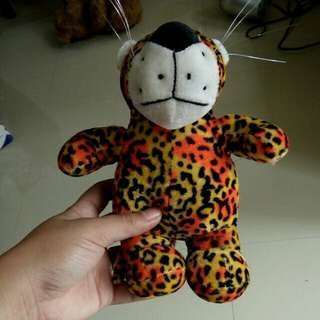 tiger Stuff toy