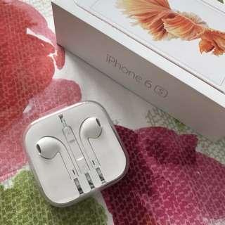 Brand new Apple ear buds ear phones