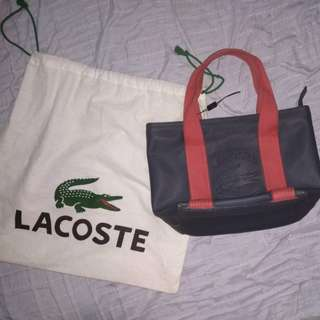 Small Lacoste bag