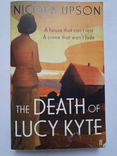 Novel Import English - The Death of Lucy Kyte