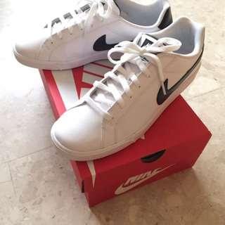 Nike Court All white
