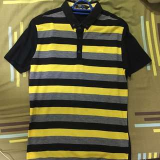 Burberry Black Label Polo tee