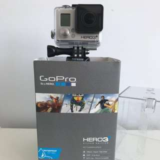 Almost NEW GoPro Hero 3+
