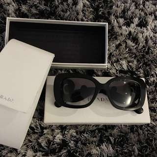 Authentic Baroque Prada Sunglasses