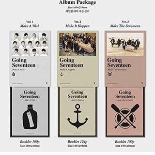 Seventeen 3rd mini album