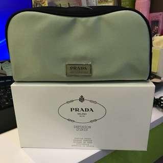 Prada 化妝袋 cosmetic bag