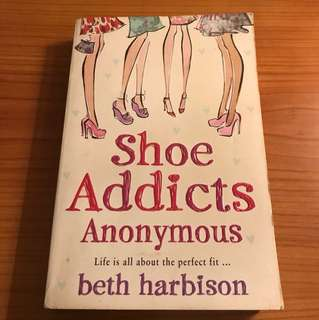 Shoe Addict by Beth Harbison