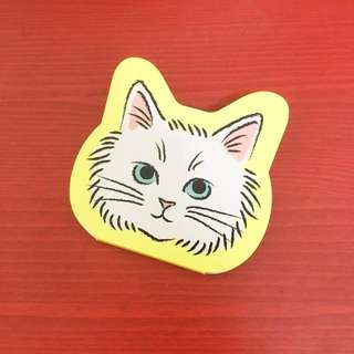 貓咪便條紙/大創 #幫我除舊佈新